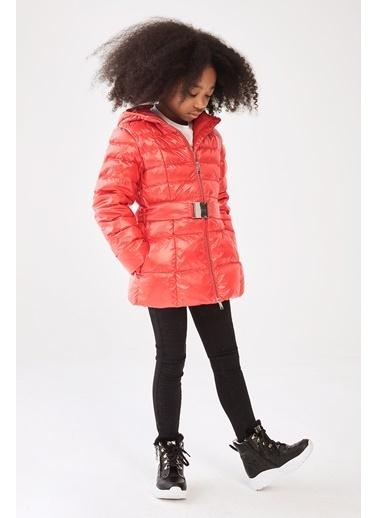 Guess Kız Çocuk Kırmızı Mont,KIRM,10YAS Kırmızı